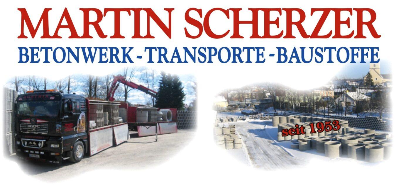 Martin Scherzer Beton – Transporte